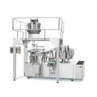 Buy cheap Pouch Packaging Machine High Speed Bag Pick Fill Seal Machine from wholesalers