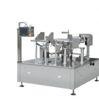 Buy cheap Pouch Packaging Machine Big Pouch Pick Fill Seal Machine from wholesalers