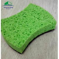 Buy cheap Scouring Pad Sponge Cellulose Sponge Scouring Pad from wholesalers