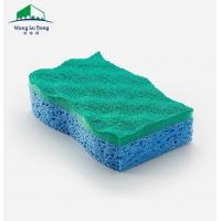 Buy cheap Scouring Pad Sponge Pur Coating Sponge from wholesalers