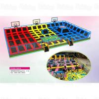 Buy cheap New Soft Indoor Trampoline Park from wholesalers
