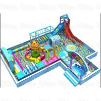 Buy cheap Indoor Soft Playground from wholesalers