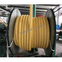 Buy cheap 8 Strands Winch Rope from wholesalers