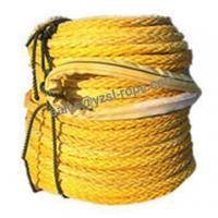 Buy cheap UHMWPE Fiber Rope with Polyester Cover from wholesalers