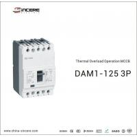Buy cheap Thermal Overload Operation MCCB from wholesalers