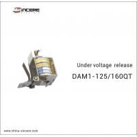 Buy cheap Under Voltage Release MCCB Accessory from wholesalers