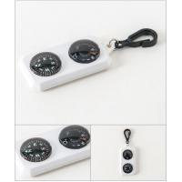 Buy cheap Plastic Oil Filled Key Ring Compass from wholesalers