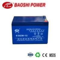 Quality Rechargeable Batteries for Electric Bicycle for sale