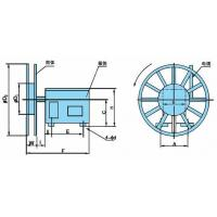 Quality One Row Cable Winding Dish for sale