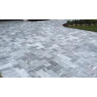 Buy cheap Silver grey travertine DTHMJT108 from wholesalers
