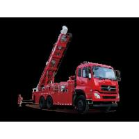 Buy cheap Longxishui Dual Rear Axle (3000m3 Flow) Vertical-Type Water Supply & Drainage Vehicle from wholesalers