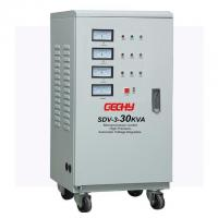 Buy cheap Voltage Regulator / Stabilizer SDV-3-30KVA from wholesalers