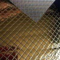 Buy cheap Aluminum foil laminate PET film/double sides silver film from wholesalers