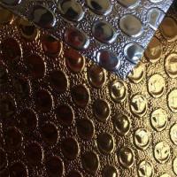 Buy cheap Embossed metallized PET-PVC laminated film from wholesalers