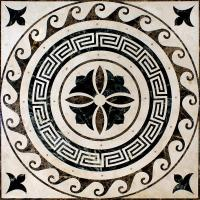 Buy cheap Marble Medallion PHYX117 from wholesalers