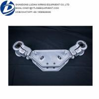 Power line protective fitting Protective fitting