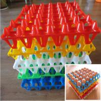 China Plastic egg carrier/holder/container egg tray on sale