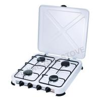 Quality Tempered glass top gas stove FJ-004P for sale