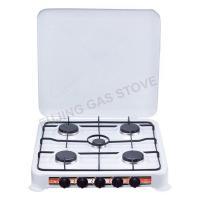 Quality Tempered glass top gas stove FJ-005 for sale