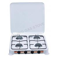 Quality Tempered glass top gas stove FJ-004B for sale