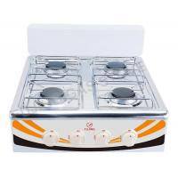 Quality Tempered glass top gas stove FJ-004BE for sale