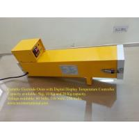 China Welding Rod Oven 10 Kg Digitally Controlled on sale