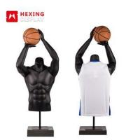 China Wholesale Headless Sports Action Upper Body Male Mannequin on sale