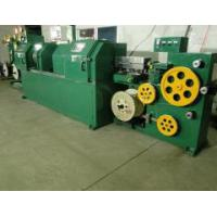 aluminum foil and polyester taping and sealing machine for TWINAX cable