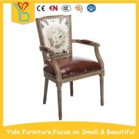 China Master home furniture malaysia rubber wood dining wooden armchair on sale