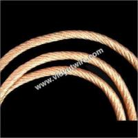 Quality Braided Copper Wire Ropes for sale