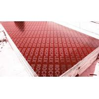 Quality Red film faced plywood for sale
