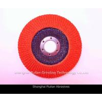 Buy cheap Coated Abrasive Polishing Flap Discs from wholesalers
