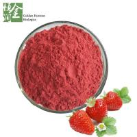 Quality Pure Natural Food Additive Strawberry Juice Fruit Powder in Bulky for sale