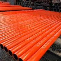 China Cast Iron Pipe Hubless Cast Iron Soil Pipes on sale