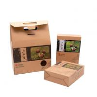 Quality Kraft Paper Food Box for sale