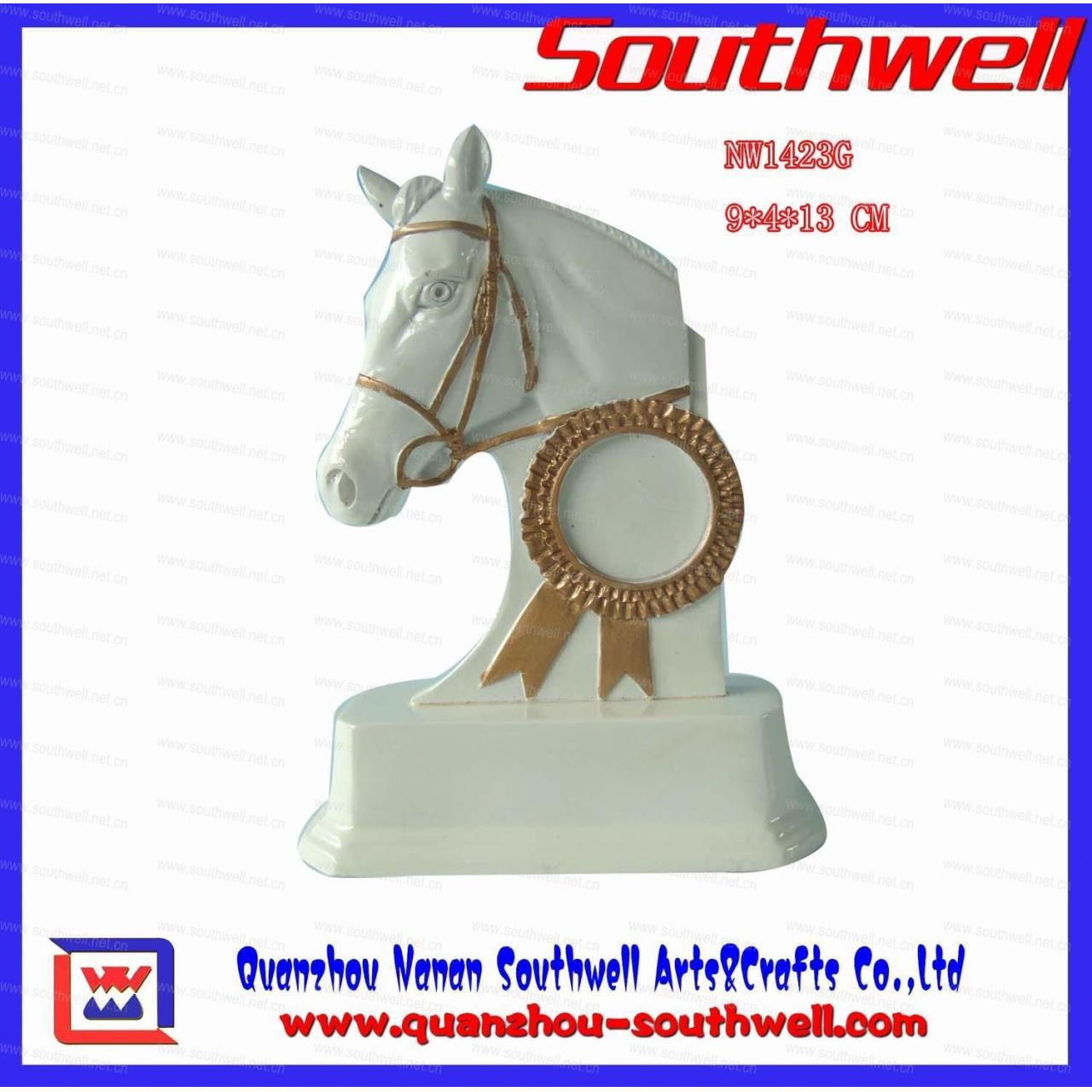 horse trophy--NW1423G