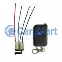 China 1 Channel DC 4-12V Small Motor RF Wireless Remote Control Kit with Transmitter & Receiver 315MHz on sale