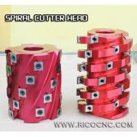 Indexable Spiral Cutterhead Helical Cutter Head for Woodworking Jointer Planer Moulder Shapers