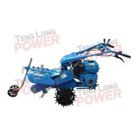 Buy cheap Gasoline Plough Machine Powered by 177 Gasoline Engine from wholesalers