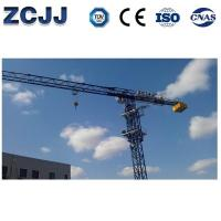 Quality Tower Crane Topless 8Ton Tower Crane Flat Top for sale