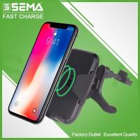 Quality JPD-Q67T Car Air Outlet Wireless Charger for sale