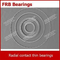 Buy cheap FKB series radial contact thin bearing from wholesalers