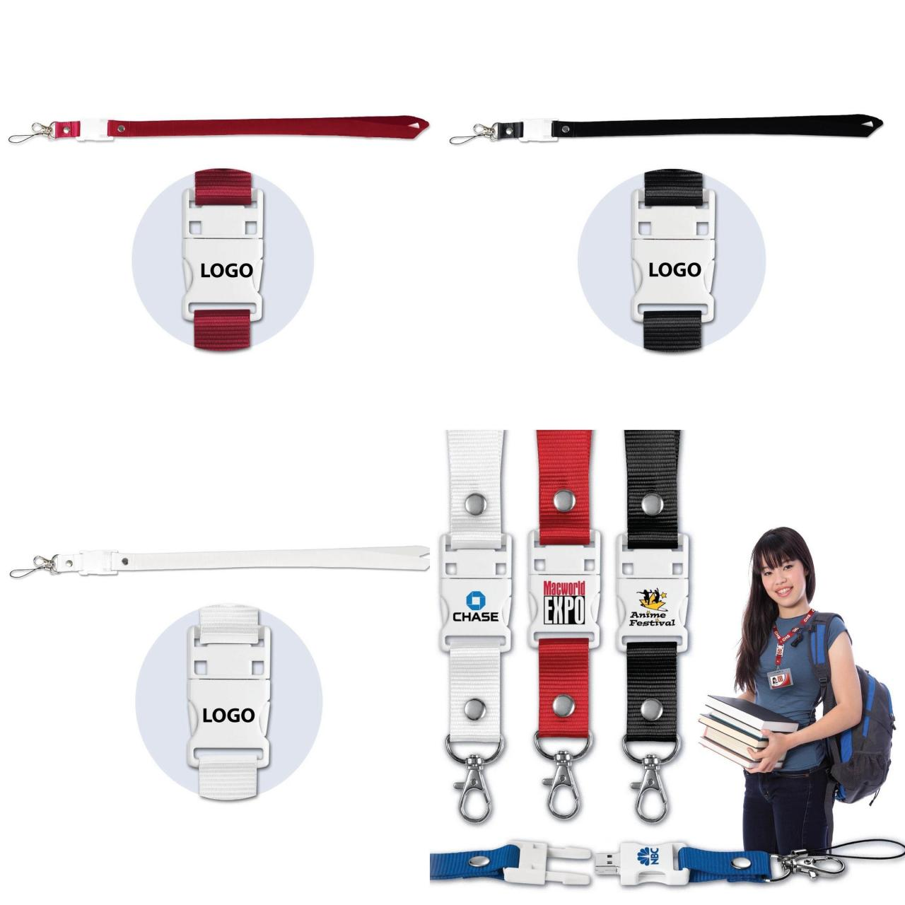 Buy cheap USB 2.0 Flash Drive with Woven Lanyard from wholesalers