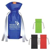 Quality Wine Bottle Non-Woven Gift Bag for sale