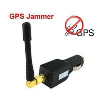 Quality Anti Track Vehicle Car GPS Signal Blocker Jammer 10 Meters for sale