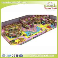 Buy cheap DL-012 Indoor playground from wholesalers