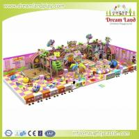 Quality DL-272 Indoor playground for sale