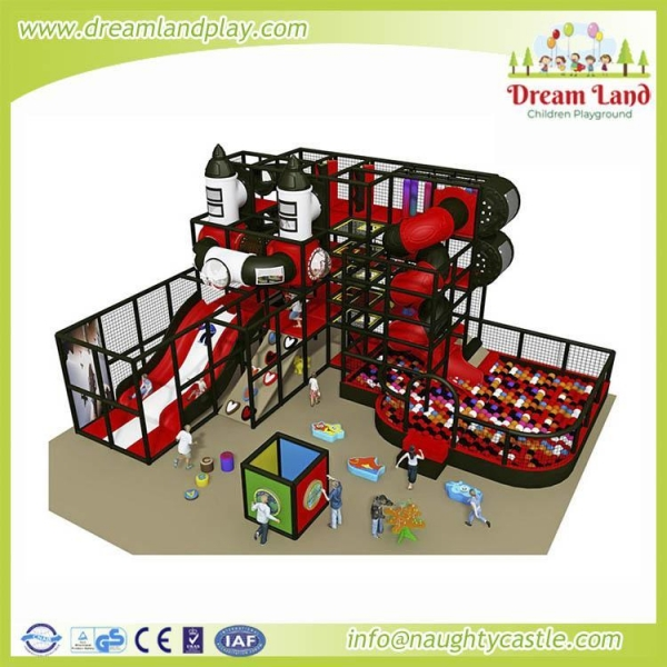 Buy DL-238 Indoor playground at wholesale prices