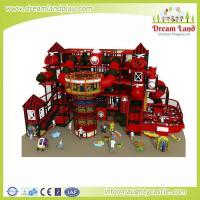 Quality DL-237 Indoor playground for sale