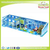 Buy cheap DL-100 Indoor playground from wholesalers